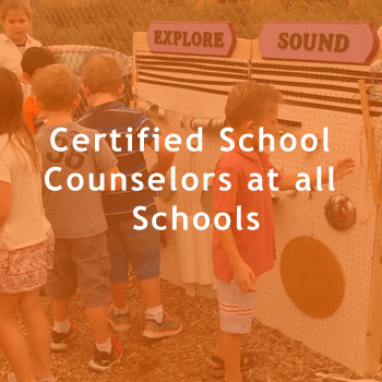 Certified School Counselors at all Schools