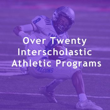 Over Twelve Interscholastic Athletic Programs